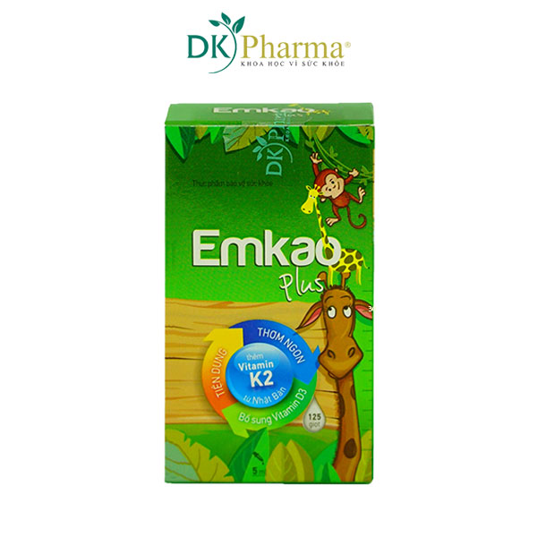 Emkao Plus Vitamin D3